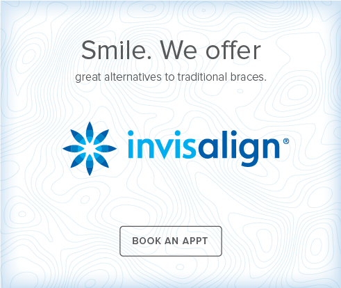 We offer Invisalign - Towne Centre Dental Group
